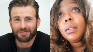 Chris Evans Reacts to Lizzo's Drunk DM