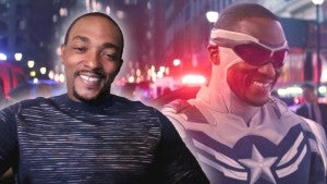Anthony Mackie on Becoming Captain America and Playing a 'Regular Guy' Superhero (Exclusive)