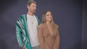 Maren Morris 'So Excited' to Duet With Husband Ryan Hurd During 2021 ACMs (Exclusive)