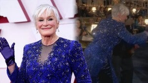 Oscars 2021:  Glenn Close Hilariously Busts Out Da'Butt Dance