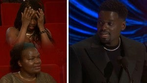 Daniel Kaluuya Shocks His Mom With Sex Joke During Oscars Acceptance Speech