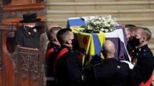 Prince Philip Laid to Rest in Intimate Funeral
