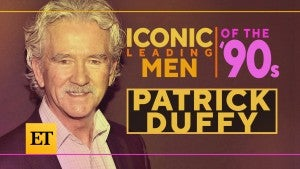 Patrick Duffy Talks 'Dallas' and Potential 'Step by Step' Reboot | Leading Men of '90s TV