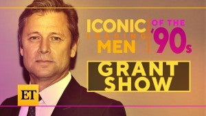Grant Show Reveals Which 'Melrose Place' Actress He Asked NOT to Get Hired | Leading Men of '90s TV