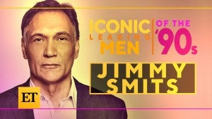 Jimmy Smits Admits His First 'L.A. Law' Audition 'Didn't Go Well'  | Leading Men of '90s TV