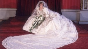 Princess Diana's 1981 Wedding Gown to Go on Display at Kensington Palace This Summer