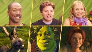 'Shrek' Cast Talks Looking Like Their Characters and Praises Self-Love Message (Flashback)