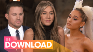 Ariana Grande Shares First Wedding Pics, What to Expect From 'Friends: The Reunion'