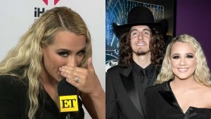 Gabby Barrett Dishes on the Surprise Father's Day Gift She's Getting Husband Cade Foehner (Exclusive)