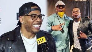 Nelly on Why LL Cool J is the One Person Who Makes Him Nervous (Exclusive)