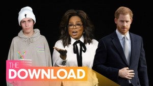 Prince Harry and Oprah Winfrey Join Forces, LILHUDDY on Where Stands With Ex Charli D'Amelio