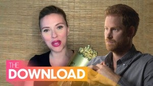 Scarlett Johansson Gets Slimed By Husband Colin Jost, First Look at Prince Harry's New Docuseries