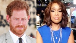 Gayle King Weighs In on Prince Harry's Claim That Royal Life Was Like 'Living in a Zoo'