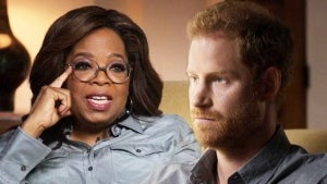 Oprah Winfrey and Prince Harry Fight Back Tears in New Mental Health Docuseries
