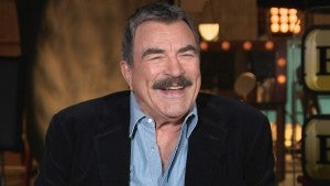 'Blue Bloods' Star Tom Selleck on His Fatherly Relationship With Donnie Wahlberg (Exclusive)