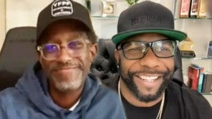 Boyz II Men Wanya Morris and Shawn Stockman on Their Acting Roles on 'Black-Ish'