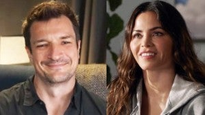 'The Rookie' Star Nathan Fillion Talks Jenna Dewan Joining the Cast (Exclusive)