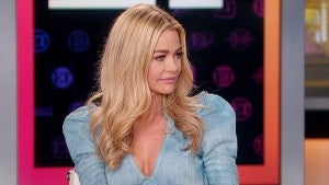 Denise Richards Reveals How She Gets That Dramatic Soap Opera Stare Just Right