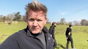 Behind the Scenes of 'Gordon Ramsay: Uncharted' (Exclusive)