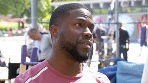 'Fatherhood': On Set With Kevin Hart for His Emotional New Role (Exclusive)