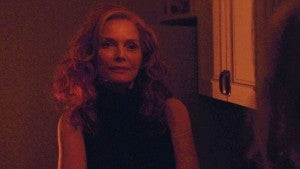 Michelle Pfeiffer Explains Her Viciousness in 'French Exit' Deleted Scene (Exclusive)