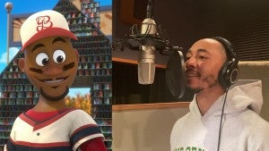 Watch MLB Stars Mookie Betts and Andrew McCutchen Get Animated for Disney Series (Exclusive)