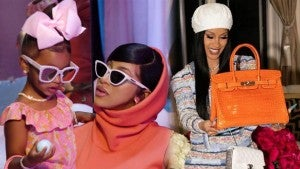 Cardi B Shares Parenting Advice and Luxurious Mother's Day Gift From Offset