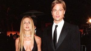 'Friends: The Reunion': Jennifer Aniston Reacts to Brad Pitt's 2001 Guest Star Moment