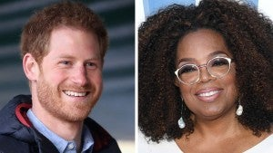 Prince Harry and Oprah Winfrey Are Working Together on a Docuseries About Mental Health