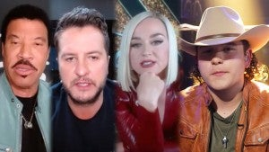 'American Idol' Judges React to Caleb Kennedy's Shocking Departure (Exclusive)