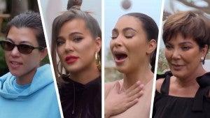 Kardashians Get Emotional Announcing End of 'KUWTK' to Film Crew