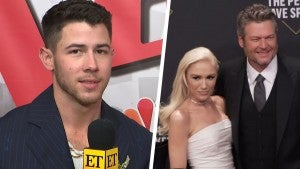 Nick Jonas Teases If He'll Perform at Blake Shelton and Gwen Stefani's Wedding (Exclusive)