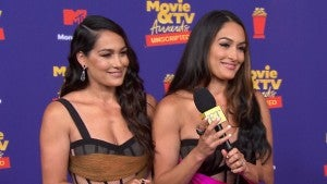Nikki and Brie Bella Talk 'Special' Mother's Day and Upcoming First Birthdays For Babies (Exclusive)