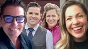 Pascale Hutton and Kavan Smith Talk Rosemary and Lee Having Babies and Elizabeth Kissing Lucas!