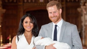 Prince Harry and Meghan Markle Share Rare Photo of Archie to Advocate For Vaccine Equity
