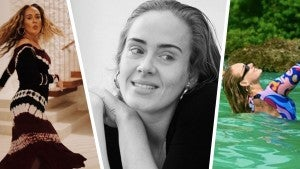 Adele Says She's 'Thirty Free' on Her Birthday, Shares Rare Pics of Herself