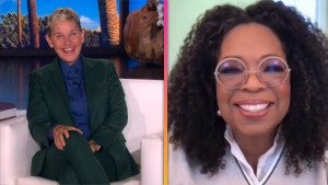 Oprah Gives Advice to Ellen DeGeneres About Ending Her Daytime Talk Show