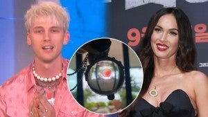 Machine Gun Kelly Reveals Why He Wears Megan Fox's Blood in a Necklace