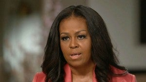Michelle Obama Admits She Worries About Racism Her Daughters Sasha and Malia May Face