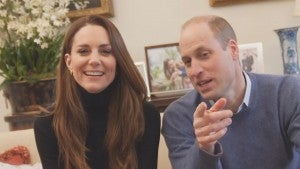 Prince William and Kate Middleton Display Cute Chemistry While Announcing New YouTube Channel