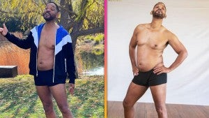 Will Smith Shares Shirtless Photos and Says He's in the 'Worst Shape' of His Life