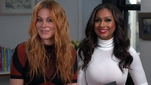 Watch 'RHONY' Stars Leah McSweeney and Eboni K. Williams Interview Each Other! (Exclusive)