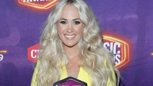 Carrie Underwood Congratulates John Legend on His First CMT Award and Extends Her Own Record