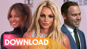 Sam Asghari Wears 'Free Britney' Shirt, Scooter Braun Calls Taylor Swift Feud 'Confusing'