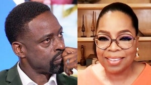 Oprah Winfrey 'Cried 4 or 5 Times' While Filming Father's Day Special With Sterling K. Brown
