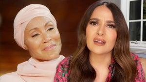 Salma Hayek Had Jada Pinkett Smith in Tears During Her 'Red Table Talk' Appearance