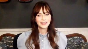 Zooey Deschanel Reveals What She and Boyfriend Jonathan Scott Did for Their First Date
