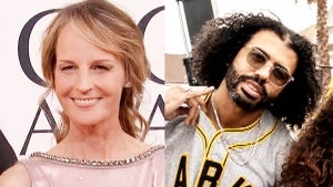 Helen Hunt on Her 'Hamilton' Obsession and Working With Star Daveed Diggs