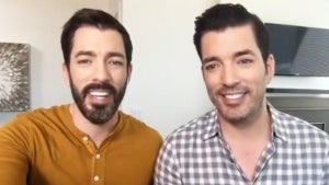 The 'Property Brothers' on 'Celebrity IOU' and Which Kardashian Is the Most Destructive (Exclusive)