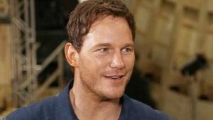 'The Tomorrow War' Star Chris Pratt Talks Having Wife Katherine Schwarzenegger Join Him on Set